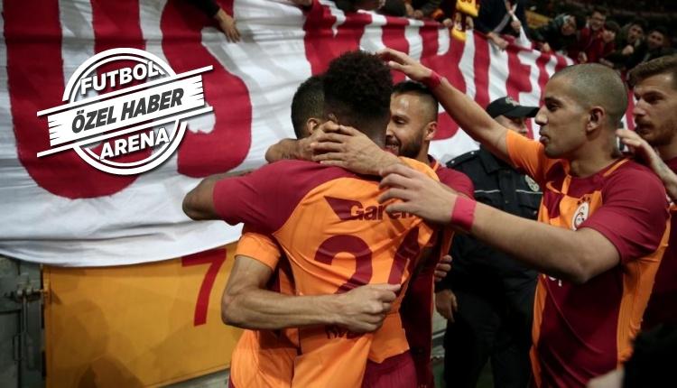 Galatasaray'da sürpriz transfer gündemi