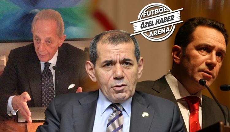 Galatasaray'da seçim öncesinde sürpriz zirve