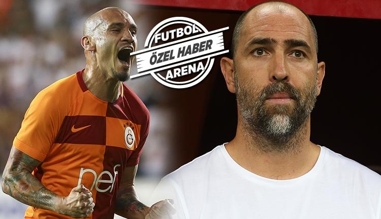 Galatasaray'da Tudor ve Maicon arasında yaşanan tartışmanın perde arkası