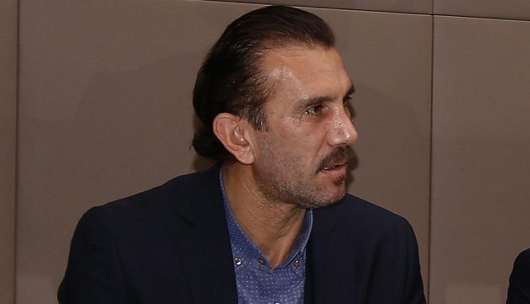 Galatasaray'da Tudor'a Rüştü Reçber'den destek: