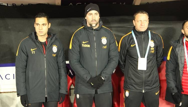 Galatasaray'da Igor Tudor'dan Sinan Gümüş yorumu 'Gomis yerine...'