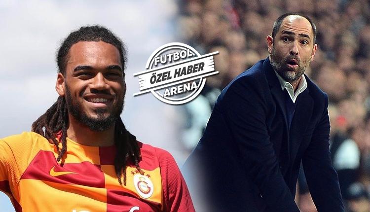 Galatasaray'da Tudor'un Denayer'i yedek bırakma sebebi