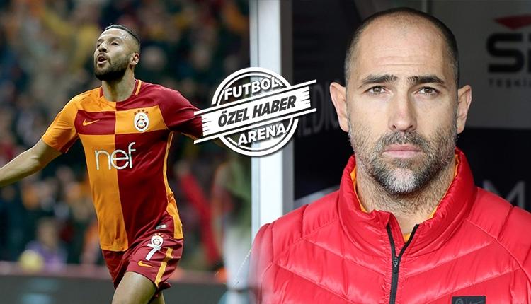 Galatasaray'da Tudor'un Yasin Öztekin planı