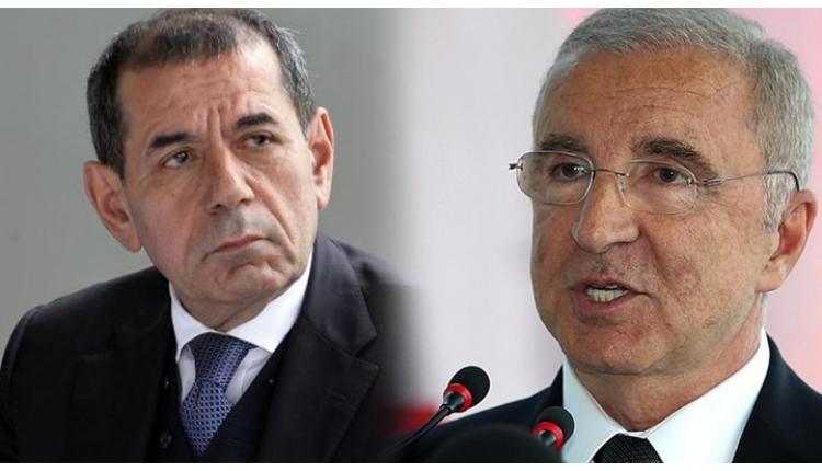 Galatasaray'da Ünal Aysal, Dursun Özbek'e karşı aday oluyor