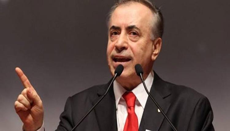 Galatasaray'da yeni başkan adayı Mustafa Cengiz oldu