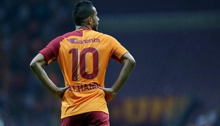 Galatasaray'da Younes Belhanda tel tel döküldü