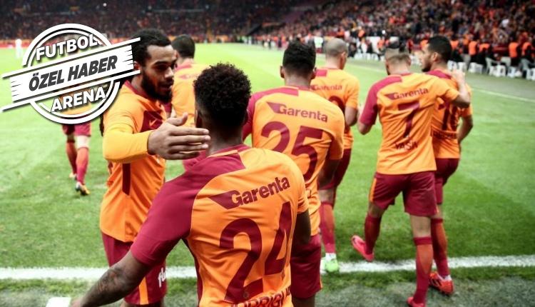 Galatasaray'dakontenjan krizi