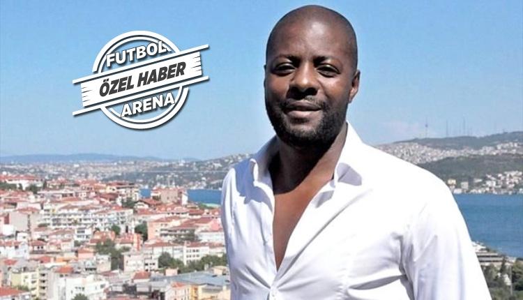 Galatasaray'dan Pascal Nouma'ya büyük tepki