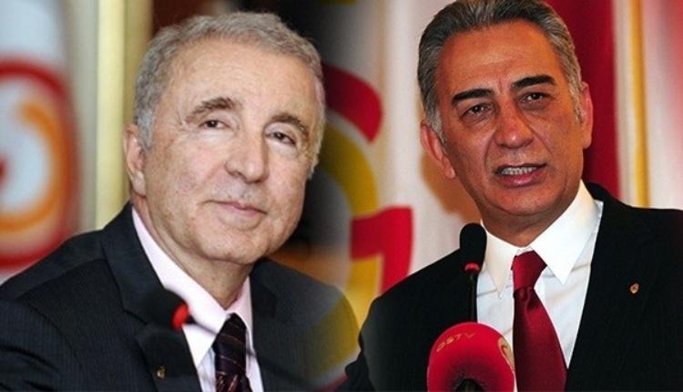 Galatasaray'da Ünal Aysal'dan Adnan Polat'a cevap