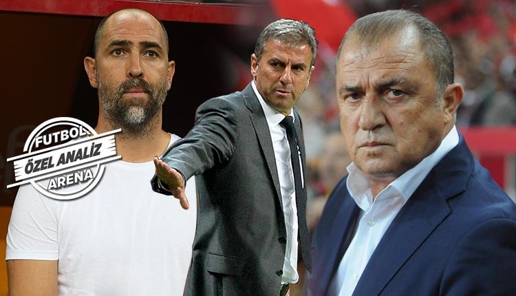 Galatasaray'ı çalıştıran hocaların deplasman karneleri