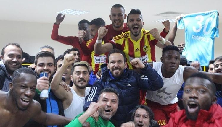 Galatasaray'ı yenen Yeni Malatyaspor'a prim müjdesi
