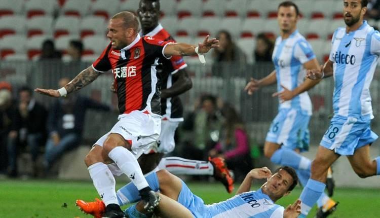 Galatasaray'ın eski yıldızı Wesley Sneijder düşüşte!