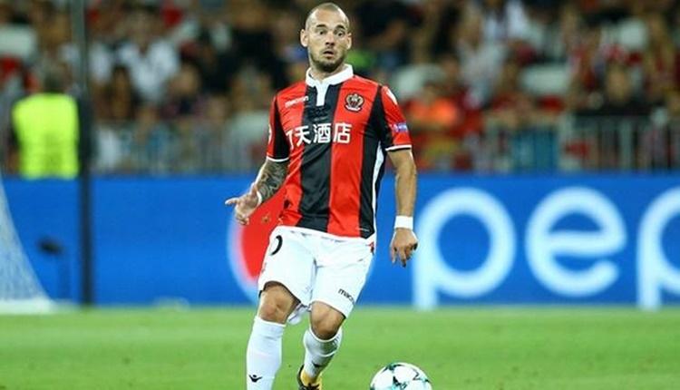 Galatasaray'ın eski yıldızı Wesley Sneijder'den transferde LA Galaxy iddiası