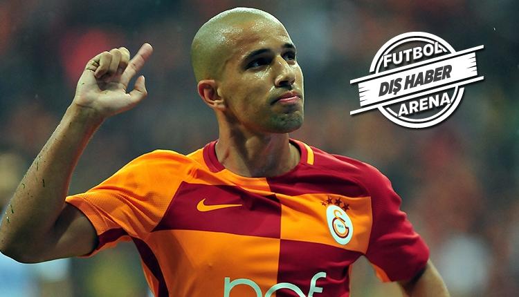 Galatasaraylı Feghouli: 'Açıkçası korkularım vardı.'