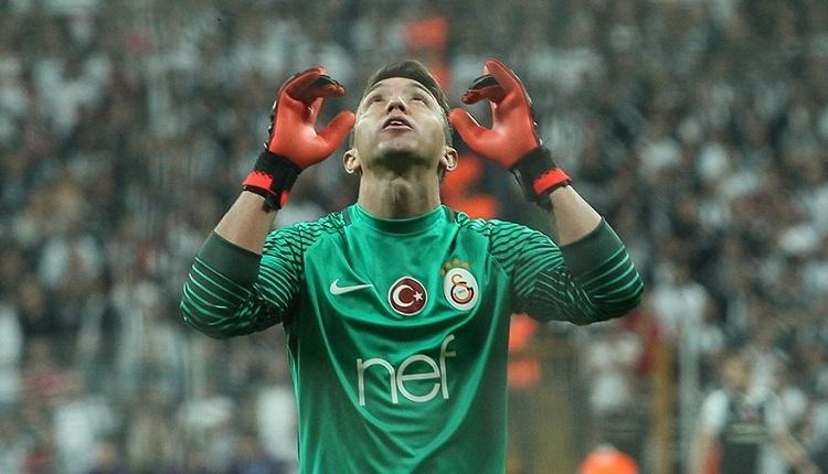 Galatasaraylı kaleci Muslera: