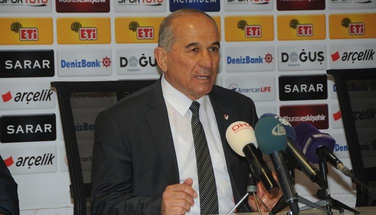 Gaziantepspor hocası Vedat Özsoylu'dan 7-0 açıklaması! 'Dağıldık'