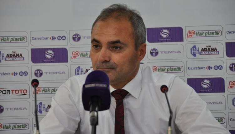 Gazişehir Gaziantep'te Erkan Sözeri '3 puan için gelmiştik'