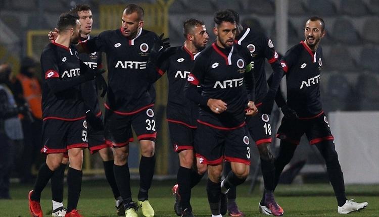 Gençlerbirliği 1-0 Bursaspor maç özeti ve golü (İZLE)