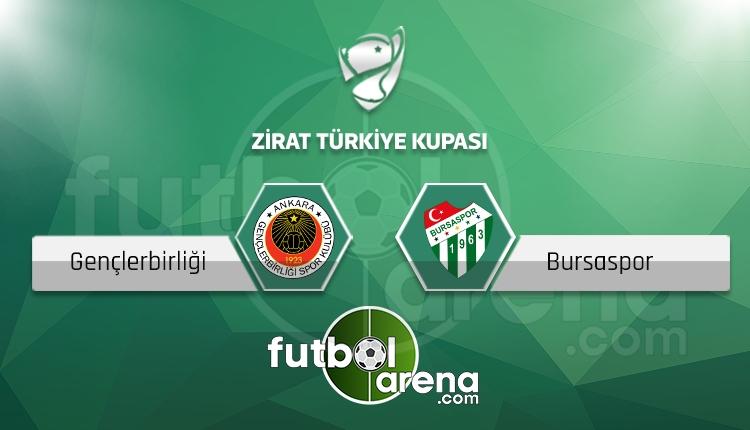Gençlerbirliği - Bursaspor maçı saat kaçta, hangi kanalda? (İddaa Canlı Skor)