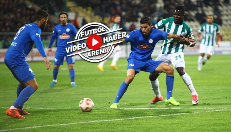 Giresunspor 3-2 Rizespor maçı özeti ve golleri (İZLE)
