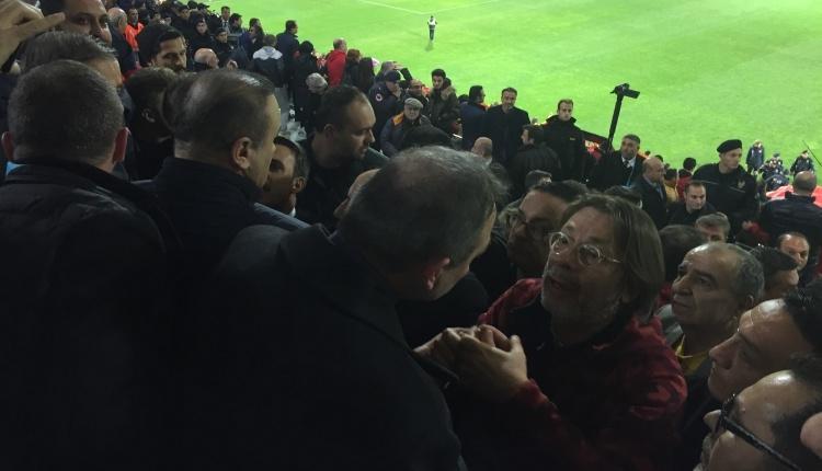 Göztepe, Konyaspor maçında yaşanan olaylar cezasız kalmadı