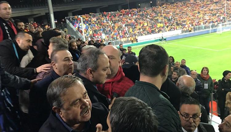 Göztepe maçında protokol tribünü karıştı! Konyaspor'dan sert açıklama