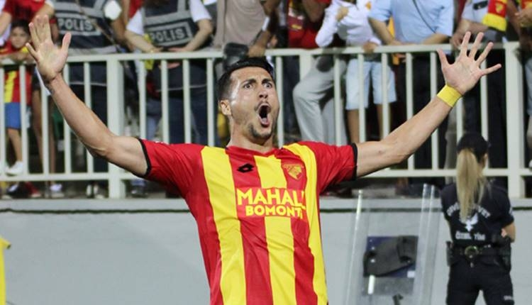 Göztepe'nin golcüsü Adis Jahovic'e büyük ödül