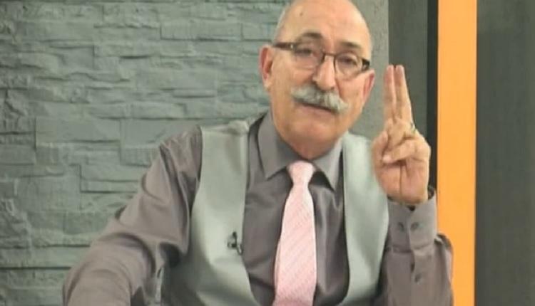 GS TV'de Osman Tanburacı'dan flaş Fatih Terim ve Tudor sözleri: 'Yetti be kardeşim!'