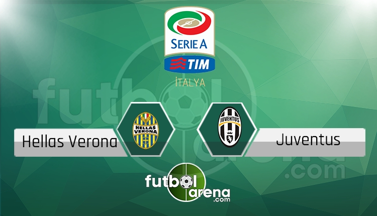 Hellas Verona - Juventus maçı saat kaçta, hangi kanalda? (İddaa Canlı Skor)