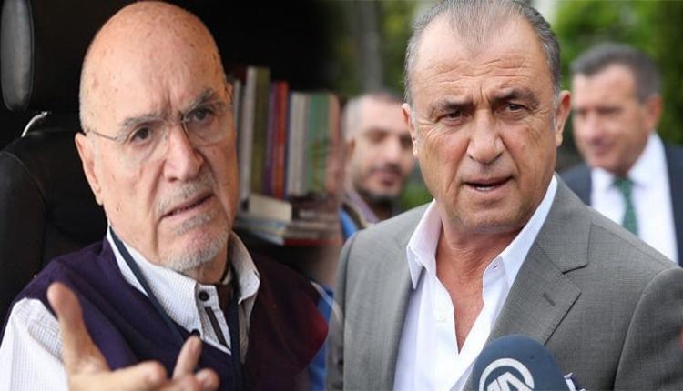 Hıncal Uluç: ''Fatih Terim, Dursun Özbek ile çalışacak kadar geri zekalı değil..''