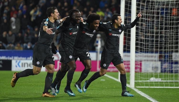 Huddersfield Town 1-3 Chelsea maç özeti ve golleri (İZLE)