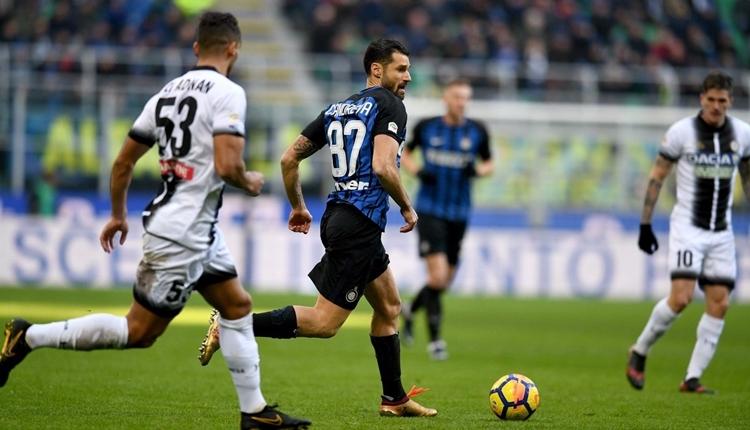 Inter 1-3 Udinese maç özeti ve golleri (İZLE)