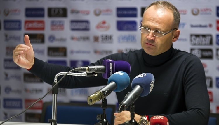 İrfan Buz: 'Beşiktaş maçında her şeyimizi ortaya koyacağız'