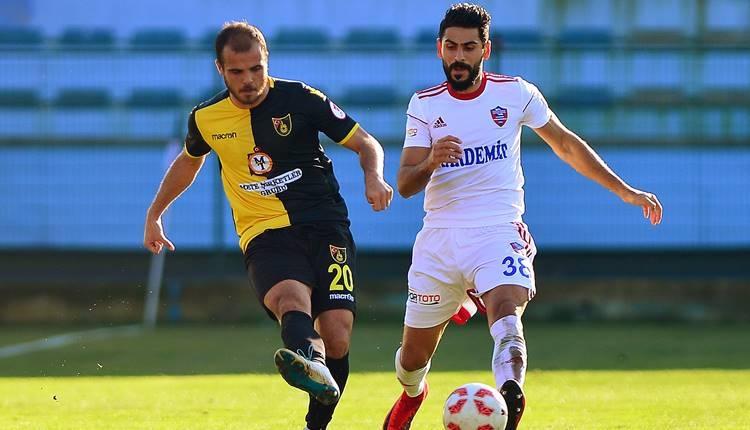 İstanbulspor 1-0 Karabükspor maçı özeti ve golü (İZLE)