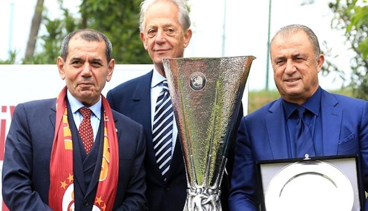 İşte Fatih Terim'in Galatasaray kariyeri! 4. dönem resmen başladı