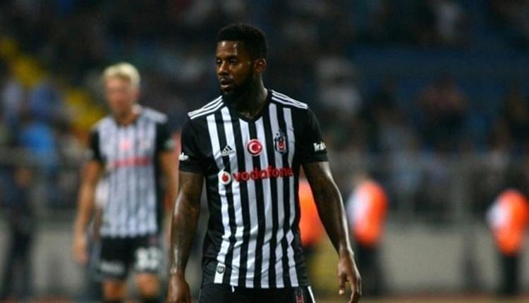 Jeremain Lens, Beşiktaş'ta ilk yarıda bekleneni veremedi