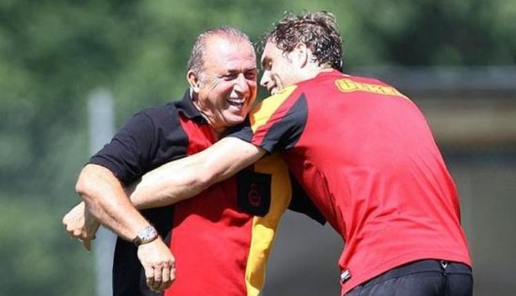 Johan Elmander'den Galatasaray paylaşımı