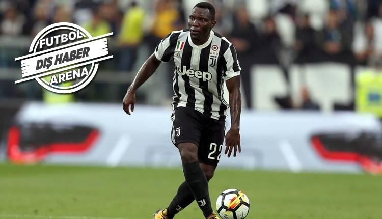 Juventus sol beke transfer yapıyor! Kwadwo Asamoah...