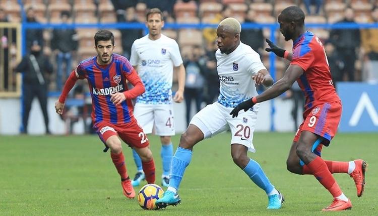 Karabükspor, Süper Lig'de kalacak mı? Transfer açıklaması
