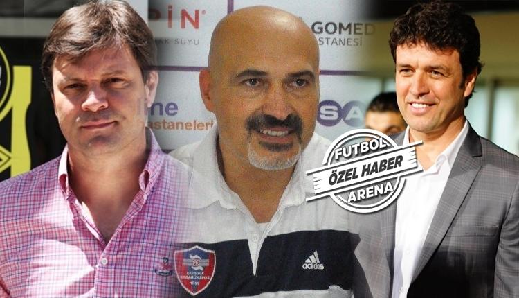 Karabükspor'da yeni teknik direktör kim olacak?