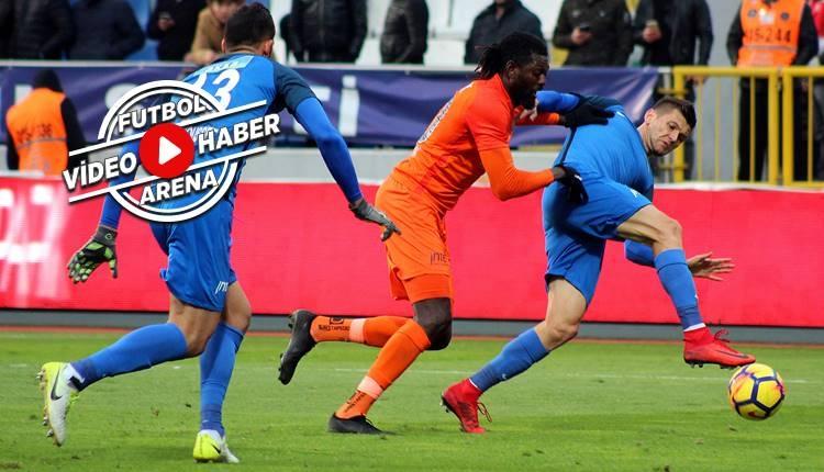 Kasımpaşa 1-2 Başakşehir maçı özeti ve golleri (İZLE)