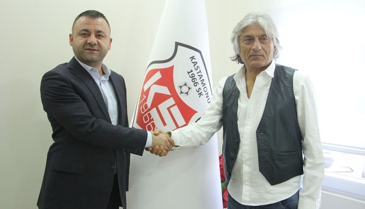 Kastamonuspor 1966, Adanaspor'dan istifa eden Kemal Kılıç ile anlaştı