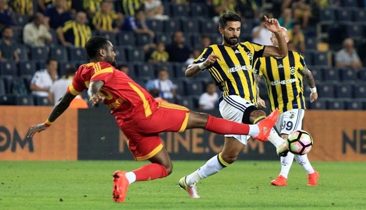 Kayserispor 4 futbolcunun sözleşmesini uzatıyor