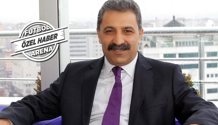 Kayserispor Başkanı Erol Bedir'den FutbolArena'ya transfer açıklaması