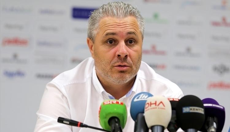 Kayserispor'da Marius Sumudica: ''Hafta sonu çok önemli bir maç oynayacağız''