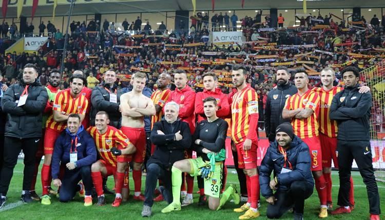 Kayserispor'da Mete Kalkavan endişesi