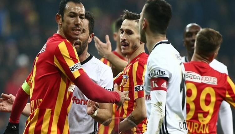 Kayserispor'da Umut Bulut'tan Beşiktaş maçı sonrası flaş açıklama!