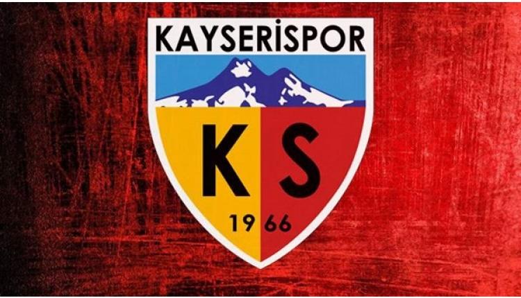 Kayserispor'dan Alanyaspor maçı sonrası PFDK'ya tepki
