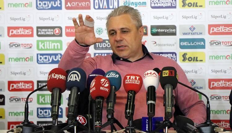 Kayserispor'un hocası Sumudica'ya Katar'dan rekor teklif!