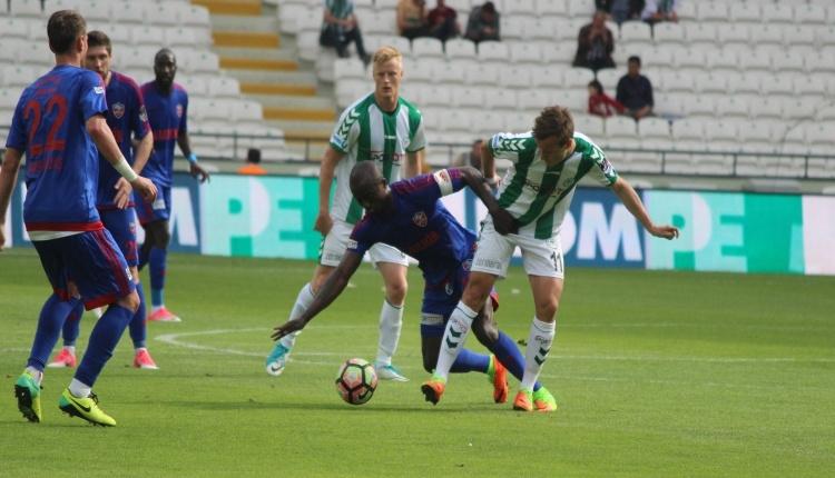 Konyaspor, Karabük maçına kilitlendi